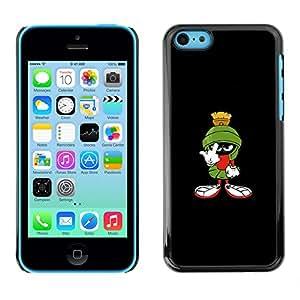 Stuss Case / Funda Carcasa protectora - DIVERTIDA - MARCIANO - iPhone 5C