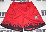 Tito Ortiz Signed UFC 121 Fight Shorts COA HOF Punishment Trunks Auto L - PSA/DNA Certified - Autographed UFC Jerseys and Trunks