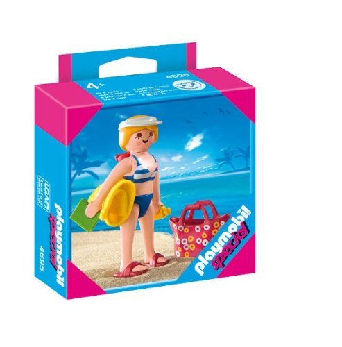 Playmobil 4695 Special: Tourist on Beach