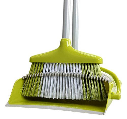 broom and dustpan with handle set - 6