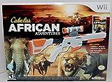 Wii Cabela's African Adventures Bundle with Gun