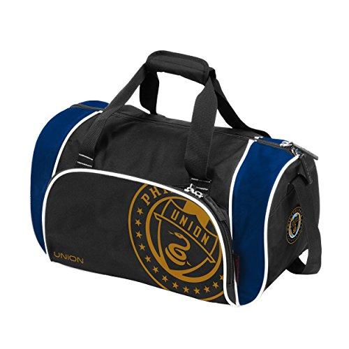 インキュバスダイバーシニスMLS Philadelphia Unionロッカーダッフルバッグ、大人用、ブルー