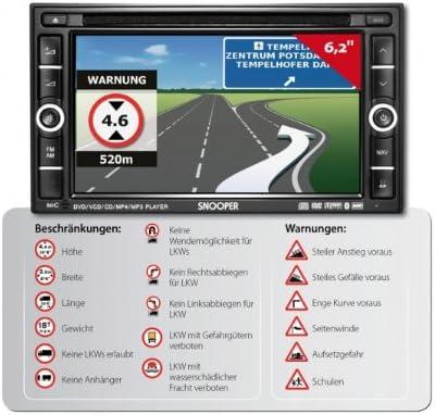 Diverse Snooper Avns9000 Navigation