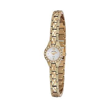 Relógio Seculus Feminino Analógico Dourado 20452LPSVDA1  Amazon.com ... abd9d1e273