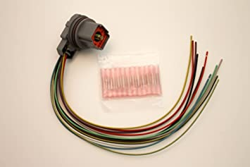 Amazon.com: 5R55W 5R55S, CONNECTOR, WITH WIRE HARNESS, Compatible with  2002-UP Ford Lincoln and Mercury: AutomotiveAmazon.com