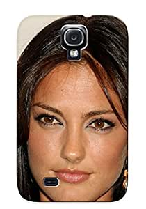 New Fashionable Improviselike IrwBtkK3778oPQOZ Cover Case Specially Made For Galaxy S4(minka Kelly )