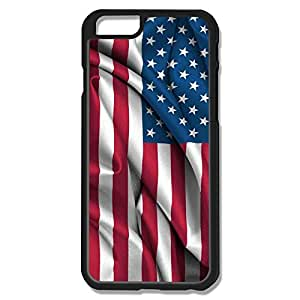 Alice7 Vivid Starspangled American Flag Case For Iphone 6,Nerd Iphone 6 Case