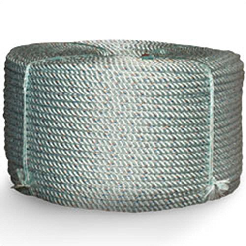 Image of Dock Lines & Rope Continental Western 430010 5/16-Inch Leaded polypro manline Rope, 600 ft