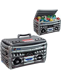 Take Beistle 57103 1-Pack Inflatable Boom Box Cooler, 24-Inch by 16-Inch cheapest