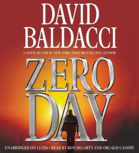 Zero Day (John Puller Series) (David Baldacci Books Cd On)