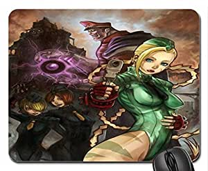 cammy white Mouse Pad, Mousepad (10.2 x 8.3 x 0.12 inches)