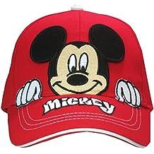 Disney Mickey Mouse Boys Peek-A-Boo Baseball Cap