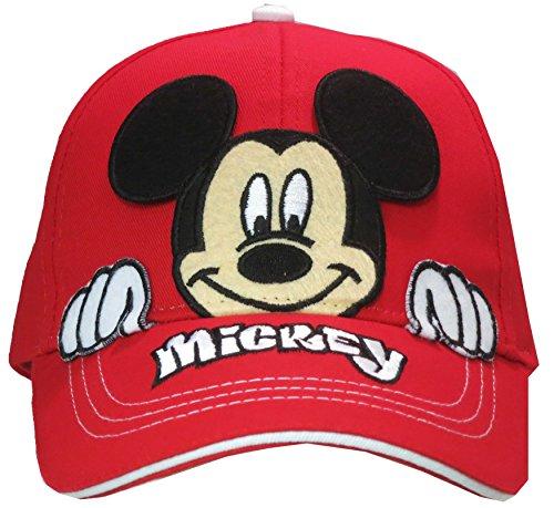 Disney Mickey Mouse Boys Peek-A-Boo Baseball Cap 72c18229fd11