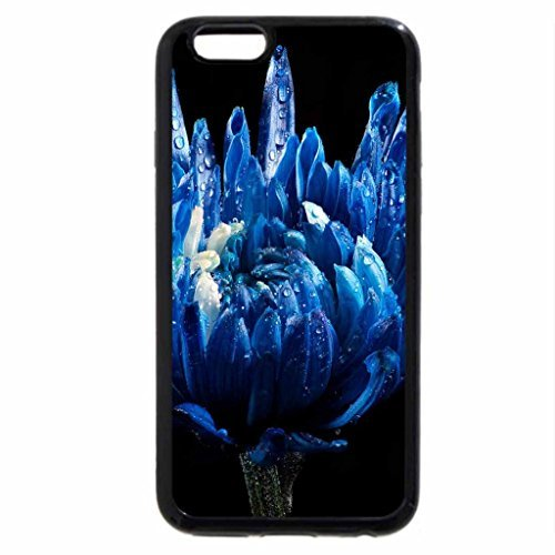 5c40bbebd3f8 Image Unavailable. Image not available for. Color  iPhone 6S   iPhone 6 Case  (Black) blue black beauty