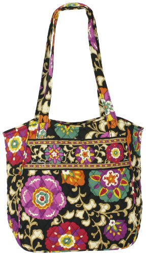 Vera Bradley Holiday Tote In Suzani Bags Central