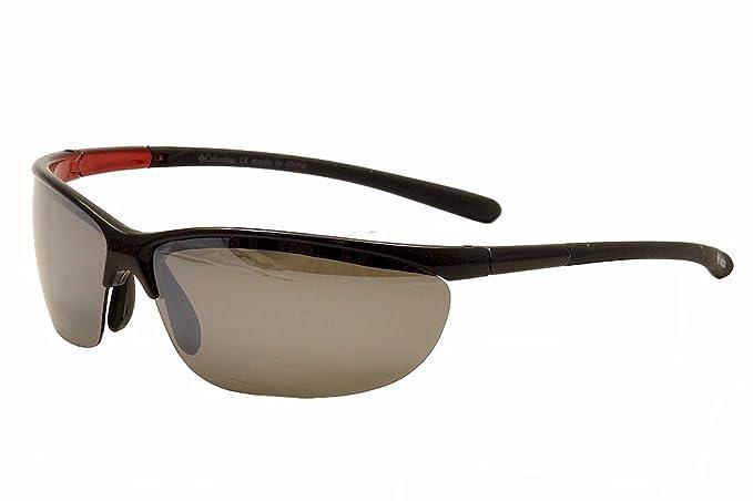 8a135b4f540f9 Columbia CBC602 CBC 602 01 Black Polarized Sport Sunglasses 72mm ...