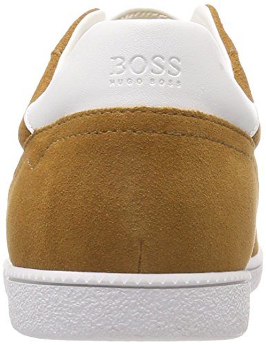 Medium Brown Tenn 210 Sneaker Herren Braun BOSS sdpf Rumba 4wAAPY
