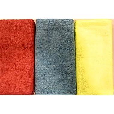 3M Car Care Microfiber Cloth (3 Pieces) 10