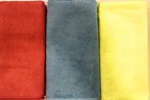 3M Car Care Microfiber Cloth (3 Pieces) 4