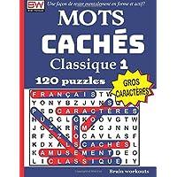 MOTS CACHÉS  - Classique 1 (Une façon de rester mentalement en forme et actif!)
