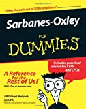 Sarbanes-Oxley for Dummies, Jill Gilbert Welytok, 0471768464