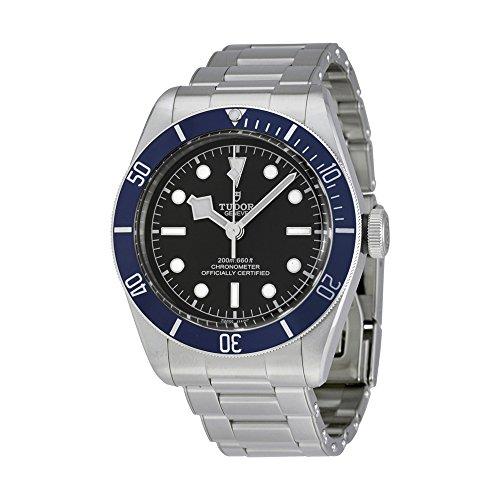 Tudor Heritage Black Bay Automatic Mens Watch 79230B-BKSS
