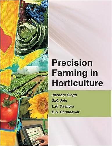 Precision Farming In Horticulture por Jitendar Singh epub