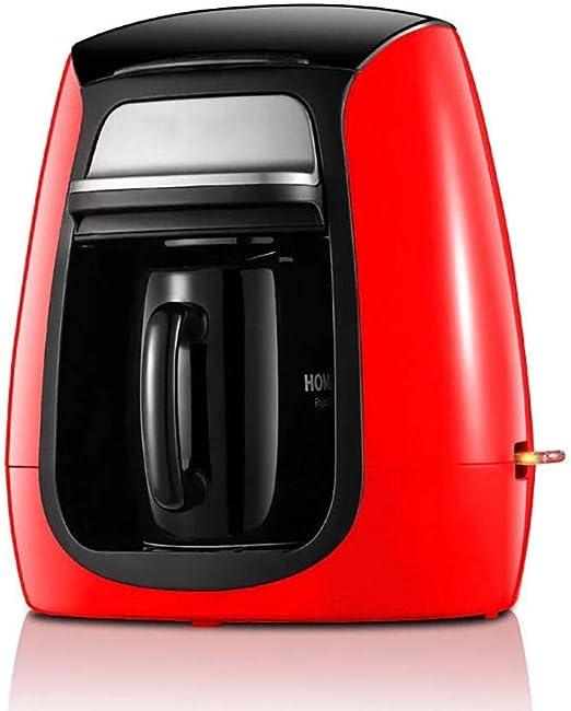 Mini Cafetera Automática, Cafetera Estadounidense, Cafetera De Filtro, Protección De Apagado Automático, Regalo De Fiesta De Oficina En Casa De 150 Ml: Amazon.es: Hogar
