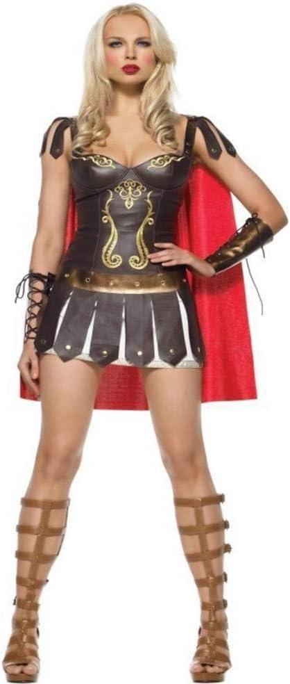 Fashion-Cos1 Disfraz de Halloween para Mujer Sexy caribeña Capitán ...