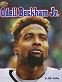 img - for Odell Beckham Jr. (Football Stars Up Close) book / textbook / text book