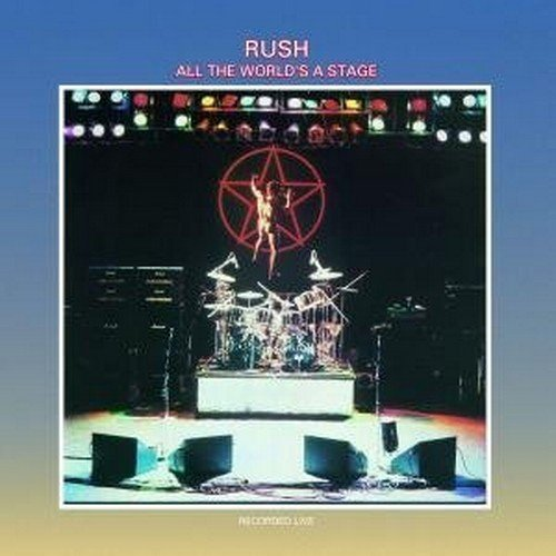 All Worlds Stage Rush