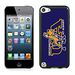Fashion And Unique iPod Touch 5 Cover Case NCAA Colonial Athletic Association CAA Football Albany Great Danes 4 Protective Cell Phone Hardshell Cover Case For iPod Touch 5 Black Phone Case