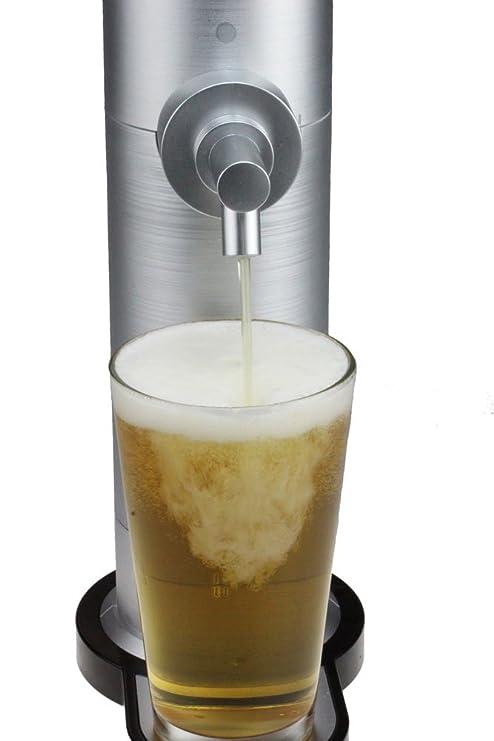 Skywin portátil grifo de cerveza - cerveza Foamer sistema pours proyecto de cerveza de la lata - Dispensador de cerveza para el amante de la cerveza en su ...