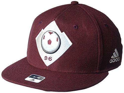 - MLS Colorado Rapids Men's SP17 Fan Wear Oversized Logo Fvf Cap, Maroon, Large/X-Large