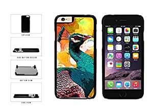 Proud Colorful Peacock Plastic Phone Case Back Cover Apple iphone 5 5s ( es screen) includes fashion case Cloth and Warranty Label