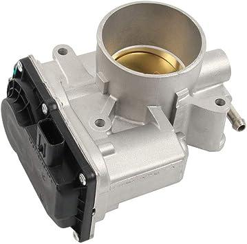 06-13 Mazda 3 5 6 Throttle Body w//o turbo VIN F VIN G 8th digit OEM 2.0L 2.3L