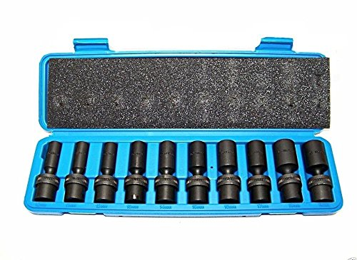 Socket Sets 10 Pc 3/8