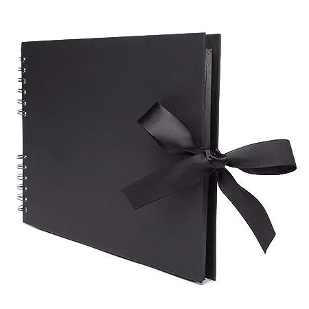 Veesun Photo Album Scrapbook 12x12 Inches Xxl Square Book Diy 50