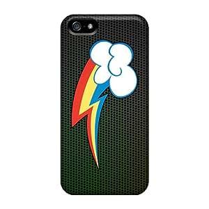 UGQ2371DEUV Faddish Rainbow Dash Cutie Case Cover For Iphone 5/5s