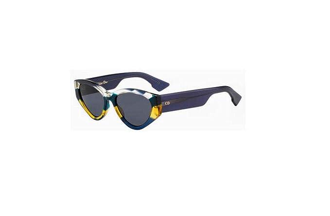 97a0406c596 Amazon.com  Authentic Christian Dior Spirit 2 0WEZ IR Orange Blnemo  Sunglasses  Clothing