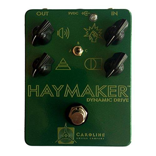 Caroline Guitar Company Haymaker Dynamic Drive - Forest - Limited (Estate Single Range)