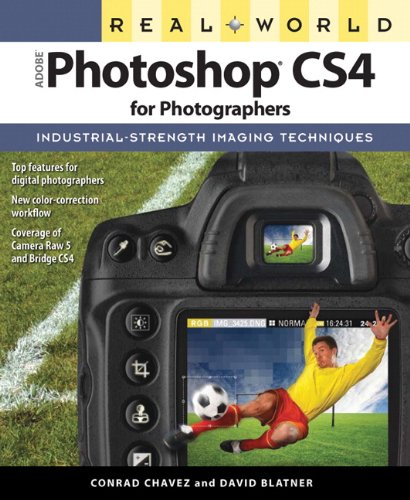 Real World Adobe Photoshop CS4 for Photographers by Peachpit Press