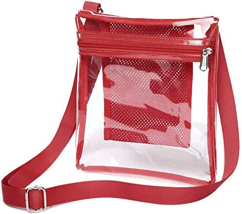 Clear Crossbody Stadium Approved Adjustable product image