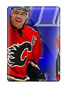 Paul Jason Evans's Shop New Style calgary flames (52) NHL Sports & Colleges fashionable iPad Air cases