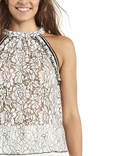 Blanco Gaudi Top Mujeres 911bd45026 Jeans x7w7rvpI