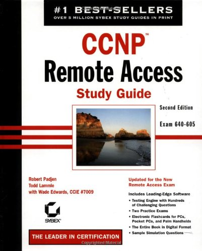 CCNP Remote Access Study Guide, Exam 640-605