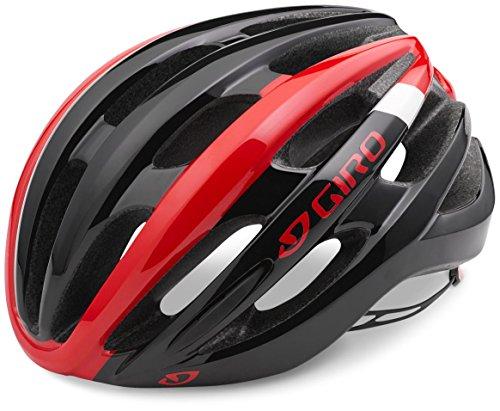 Giro-Foray-Helmet-Mens-Bright-RedBlack-Large