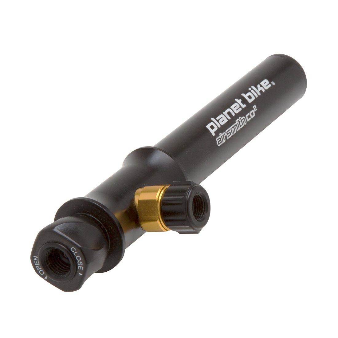 Planet Bike Air Smith CO2 bike tire inflator and mini pump