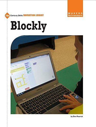 Blockly (21st Century Skills Innovation Library: Makers As Innovators) pdf epub