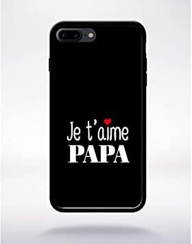 coque iphone 7 je t'aime